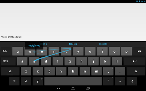 google-keyboard-klavye-android-indir