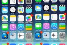 iOS 7 Baş Hareketi İle Yönetebilecek
