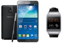 Samsung Galaxy Note 3 Türkiye'de 2199 TL'den Ön Siparişte
