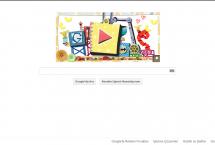 Anneler Günü | Özel Doodle Google'dan