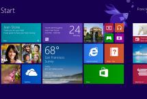 Windows 8.1 Preview (Önizleme) İndir