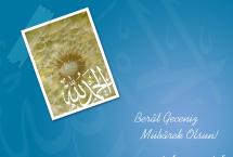 Berat Kandili | En Güzel Berat Kandili Mesajları 2013