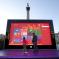 Surface Tablet Londra'nın Merkezine Kuruldu