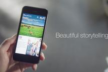 Facebook'un yeni haber uygulaması: Paper | Facebook Paper İndir