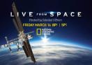 NASA ile uzaydan canlı yayın