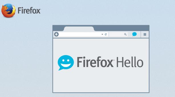 Firefox Hello indir