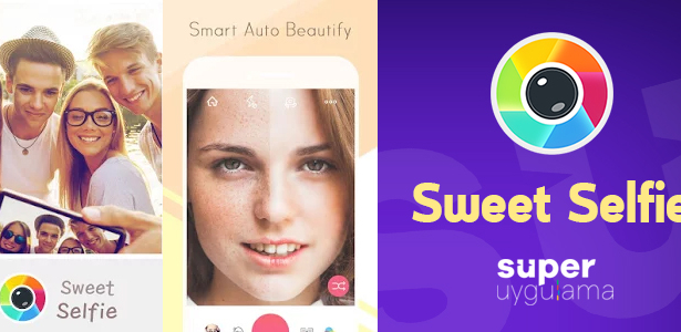 Selfie Uygulaması – Sweet Selfie İndir