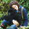Dian Fossey ile güne merhaba! Google'dan Dian Fossey için Doodle