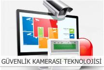 Güvenlik Kamera Teknolojileri